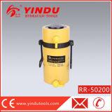 Возвращения масла двойника 50 тонн цилиндр действующий быстро гидровлический (RR-50200)