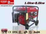 1.0KW-10.0kw EPA / CSA / CE / GS / UL Портативный Бензиновый Генератор с Хонда Двигатель (GR7500H)
