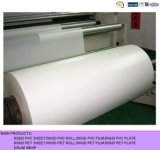 High Quality Plastic PVC Sheet PVC White Series