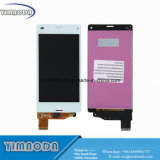 Qualité d'affichage à cristaux liquides de téléphone pour le mini écran tactile de Sony Xperia Z3