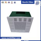 Matériel de filtre de ventilateur pour la purification d'air
