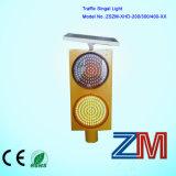 módulo amarelo do sinal de tráfego do diodo emissor de luz da lente do Cobweb da esfera de 200mm