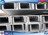 Het warmgewalste Lichte Kanaal van U van het Staal voor Bouwconstructie (ssw-uc-001)