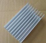 la longitud de aluminio del disipador de calor 75mm*25mm*100m m del perfil de la anchura de 75m m puede por encargo