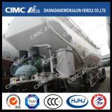 Cimc Huajun 48cbm Stainless Bulk Flour Tanker