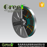 수직 축선 바람 터빈을%s 1kw 2kw 3kw 5kw Coreless 발전기
