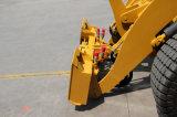 Veranschlagte mini kleine vordere Ladevorrichtung Zl10 mit Schienen-schneller Anhängevorrichtung