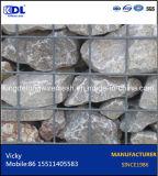 Netwerk Van uitstekende kwaliteit van de Draad Gabion van Anping het pvc Met een laag bedekte/Doos Gabion