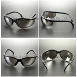 Justierbarer Bügel-Sicherheitsglas-Sonnenbrille-Augenschutz (SG107)