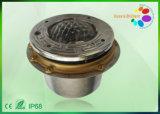 9W lumières de syndicat de prix ferme de l'acier inoxydable PAR56 (HX-SP165-H9W)