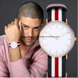 Новый тип Nylon wristwatches Dw человека способа и вахт повелительниц НАТО