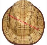 Venda por atacado feita sob encomenda do chapéu de palha do chapéu de palha da promoção (DH-LH7210)