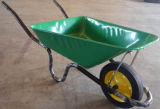 Wheelbarrow Wb3800 modelo de África do Sul