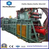 Pressa per balle di carta automatica orizzontale per scarto ed il riciclaggio dei rifiuti (HFA20-25)