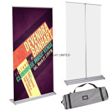 Pull up Retracté Customed Imprimé Roll up Display Banner Stand Stand d'exposition
