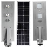 Preço solar Integrated da luz de rua do diodo emissor de luz 60W do poder superior