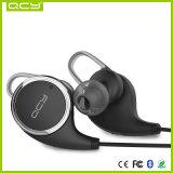 Fone de ouvido do esporte de Earhook dos auriculares de Qy8 Duralble Bluetooth para o atleta
