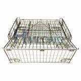 鋼鉄倉庫の記号論理学の金網の容器