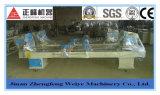 Máquina da estaca e de processamento do perfil do PVC e do alumínio