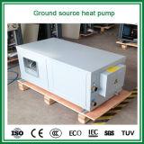 働く35c冬Gshp 5kw、9kw、16kwの送風管の地熱冷却の暖房装置への18kw地上のヒートポンプ水