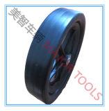 10 인치 편평한 자유로운 PU 거품 잔디밭 발동기 바퀴 매끄러운 타이어