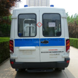 Diesel Engineの高いRoof Iveco Chassis Ambulance Car