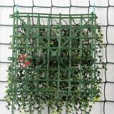 Загородки листьев ПЛЮЩА сада заводов изгородь пластичной искусственная