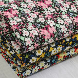 40s * 40s 133 * 72明白なWoven Cotton Cloth Printed Poplin