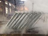 熱いすくいの電流を通された鋼鉄地上アンカー、地上ねじ