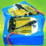 EV車のための36V 80ah 24V 12Vの柔らかパッキングリチウムイオン電池のパック