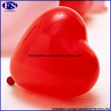 Hart Gevormde Ballon voor de Decoratie van de Partij
