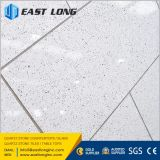 Плитки камня кварца Plished поверхностные для домашнего декора с отчетом о SGS/Ce