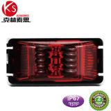 Ltl16-2 IP67 impermeabilizzano il veicolo leggero laterale dell'indicatore di senso LED