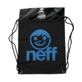 Drawstring Bag, Made di Non Woven, Polyester, Nylon, Cotton