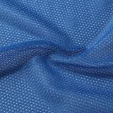 Baixo tela feita malha da qualidade da tela de engranzamento poliéster elástico