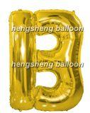 Воздушный шар Mylar алфавита (SL-S012)
