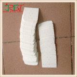 Substrat à hautes températures de céramique d'alumine de résistance