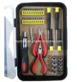 Mini insieme professionale dell'utensile manuale del regalo