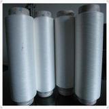 Filé lumineux de POY de nylon de Semidull 100%