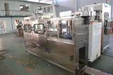 Relleno en caliente automático completo tres de la botella Cgfr16126 del animal doméstico en una máquina