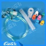 Регулируемая маска Venturi с 6 Diluters с ISO Ce