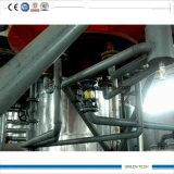 Pianta continua usata della pianta di raffineria di depurazione di olio della nave 10tpd
