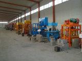 Fabricação de máquinas de tijolos manual Qtj4-40 na China