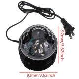 Luz de interior del partido del disco de la bola cristalina del LED