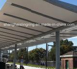 2016の太陽鋼鉄カスタムバス停の避難所の工場/通り家具