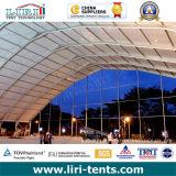 60mの展覧会のための巨大な多角形の屋根の上のテント