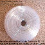 Tuyau en plastique élastique en PVC à injection transparente sans odeur