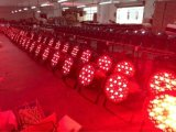 54 *3 RGBW LED Stage PAR Can met Light Beam Moving Head Lighting Effects