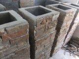 Колонка цемента камня шифера горячих сбываний естественные/штендер (SMC-PC005)