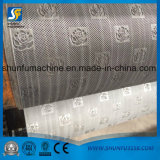 Equipos de proceso del rodillo del papel higiénico que hacen el pequeño carrete del papel higiénico